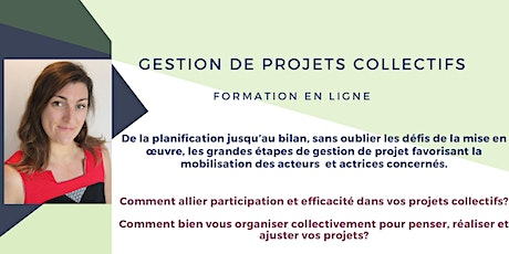 Gestion de projets collectifs tickets