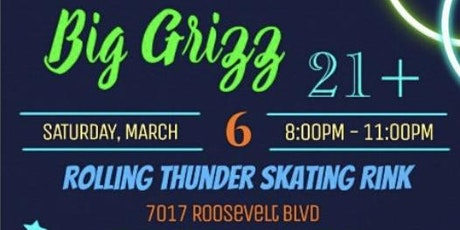 Big Grizz Skating Party/Video Shoot tickets