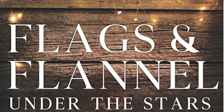 Flags & Flannel Presents- Red, White & Brews tickets