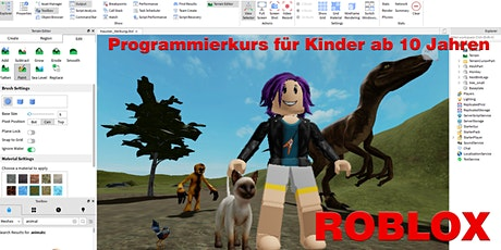 Roblox - Programmiere Dein eigenes Haustier Tickets