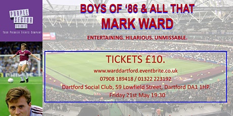 Dartford Hammers Night! tickets
