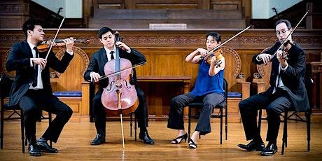Sundays @ Four: Telegraph Quartet tickets