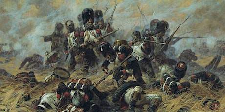 WA Winter Lecture 8- Napoleon's Guard at Waterloo by Andrew Field tickets
