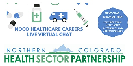 NOCO Healthcare Careers Live Virtual Chats tickets