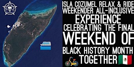 BSA Presents: Isla Cozumel Relax & Ride All-Inclus boletos