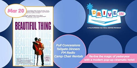 BEAUTIFUL THING: Drive-In Experience tickets