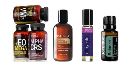 Essential Oil Experience-ONLINE tickets