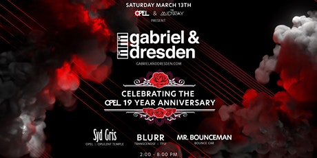 Opel presents Gabriel & Dresden : tickets