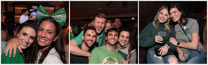 St. Patrick's Day Chicago at Roadhouse 66 - All Inclusive St. Pat's Party image