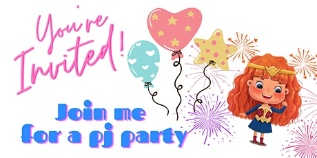 Lily's Loud Mouth BOOK LAUNCH PJ PARTY! tickets