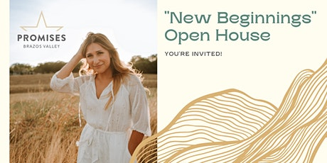 Promises Brazos Valley Open House tickets