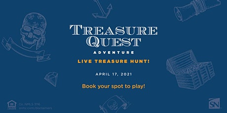 SN Mortgage Company Treasure Quest Adventure HomeAid Fundraiser tickets