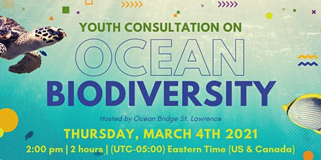 Youth Consultation on Ocean Biodiversity tickets
