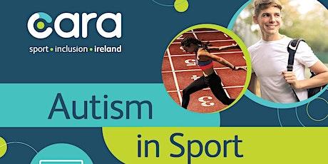 Autism in Sport Workshop - Wicklow Sports & Recreation Partnership tickets