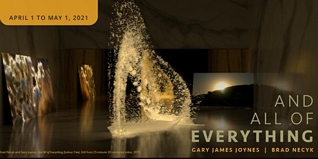 And All of Everything - Virtual Artist Talk tickets