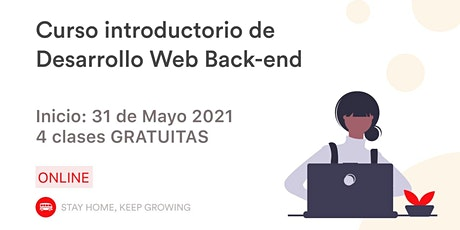 Introducción al Desarrollo Web - Back-end boletos