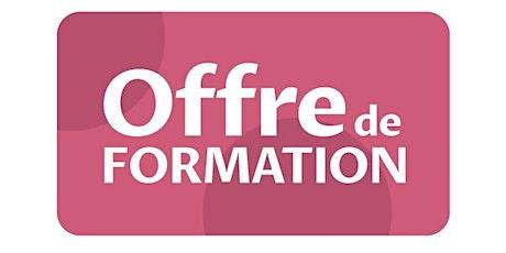 Formation - Autodétermination 102 - Réseau SSS et communautaire billets