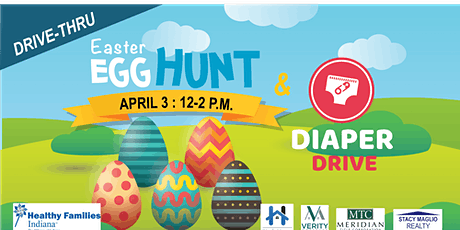 Drive Thru Easter Egg Hunt and Diaper Drive tickets