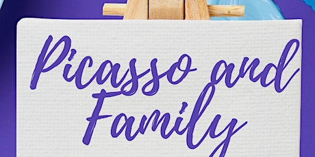 Picasso and Family  Paint Night via Zoom tickets