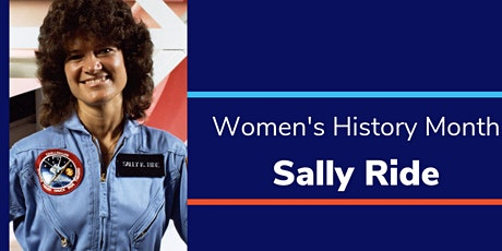 Queer Heroes: Women's History Month- Astronaut Sally Ride tickets