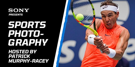 Sony Presents - Sports Photography with Patrick Murphy-Racey tickets