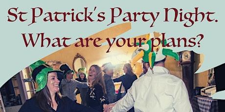 St Patricks Night Kitchen Shindig (Ceilidh) tickets