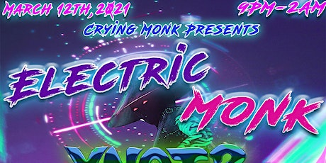 Electric Monk EDM tickets