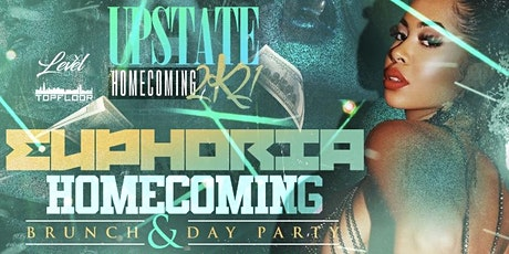#Euphoria Homecoming Brunch & Day Party tickets