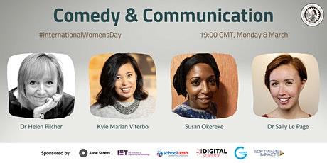 IWD: Comedy and Communication tickets
