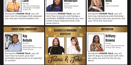 Women Entrepreneurship Summit and Networking Luncheon tickets