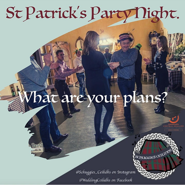 St Patricks Night Kitchen Shindig (Ceilidh) image