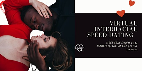 Virtual Interracial  Speed Dating  Singles 20'S/ 30'S tickets