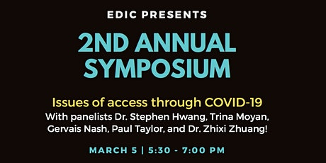 Issues of Access Through COVID-19 tickets