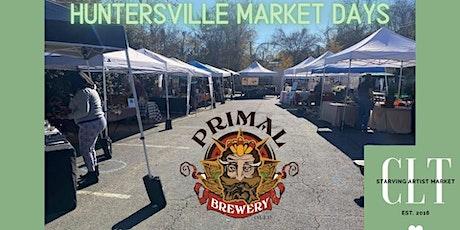 Huntersville Market Days tickets