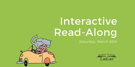 Interactive Read-Along tickets