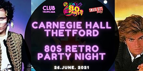 Smash Hits 80s v 90s Retro Patry tickets