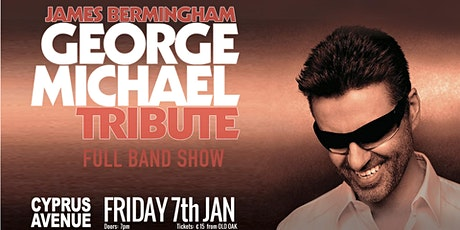 George Michael tribute (full band show) tickets