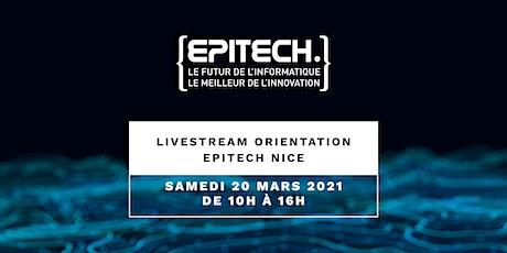 Livestream Orientation Epitech Nice {PGE} billets