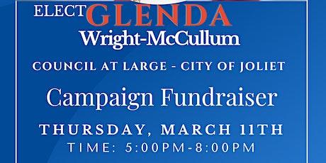 Glenda Wright-McCullum Campaign Fundraiser tickets