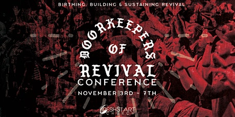 Doorkeepers Of Revival Conference 2021 tickets