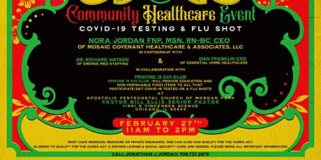 Community Healthcare Event APC Morgan Park tickets