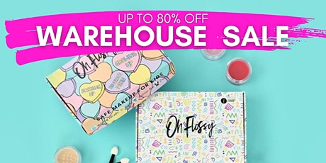 Oh Flossy - SYDNEY WAREHOUSE SALE tickets
