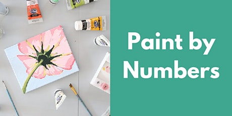 Adult Craft Kit - Paint by Numbers tickets