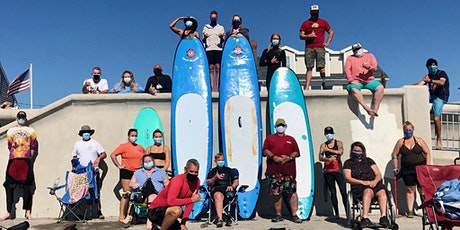 AMPSURF Learn to Surf Clinic (RI) tickets