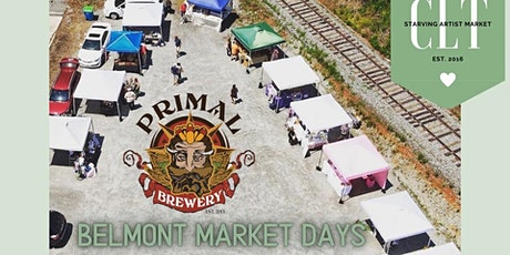 Belmont Market Days tickets