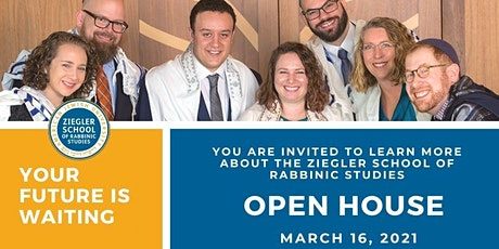 Virtual Open House for Prospective Students tickets