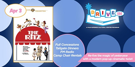 THE RITZ: Drive-In Experience tickets