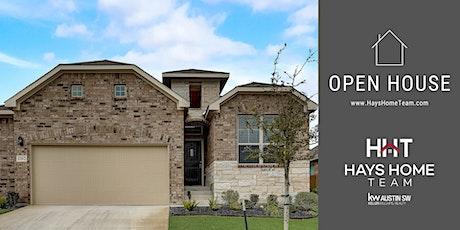 Open House | 1392 Kamryn Way, New Braunfels, Texas 78130 tickets