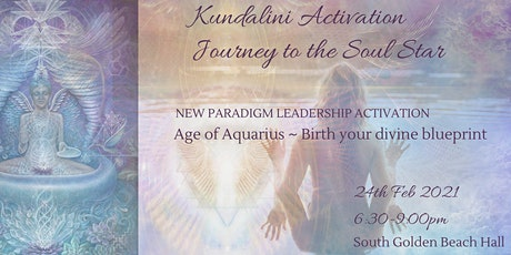 Kundalini Activation ~ Journey to the Soul Star tickets