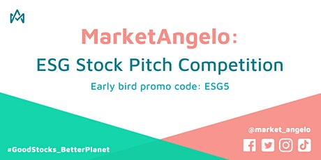 ESG Stock Pitch Competition tickets